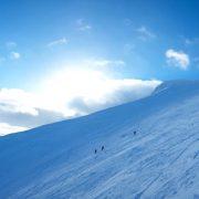 Ski touring and mountaineering