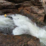Gorge Scrambling Truim Falls