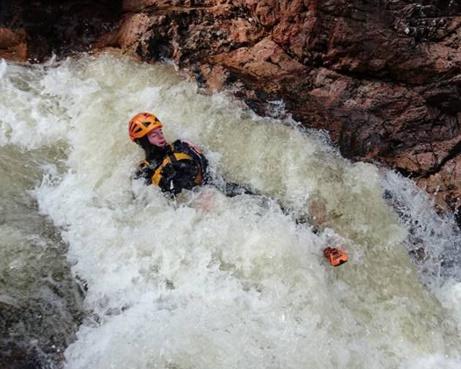 Gorge Scrambling - Truim