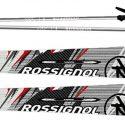 Ski's and Poles