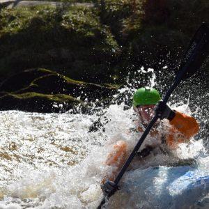 kayaking in Aviemore & the Cairngorms