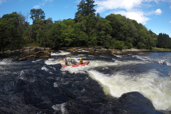 White Water Raft Trip