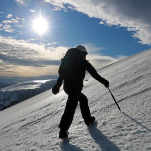 Winter Skills Training Courses in Scotland