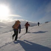 Winter Walking in Cairngorms National Park