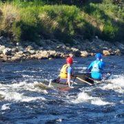 Active Open Canoeing