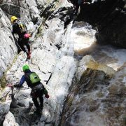 Active Canyoning