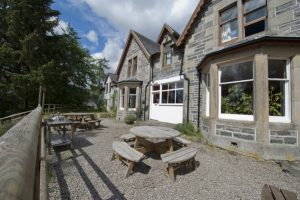 Lodge Accomodation - Stag and hen parties