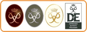 DofE logos DofE Gold Expeditions Scotland