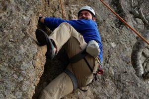 Active Rock Climbing and Abseil