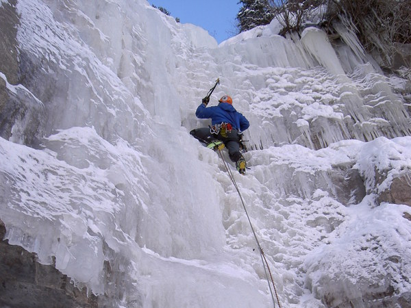 Winter Climbing in Fort William