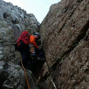 Active Mountain Scrambling