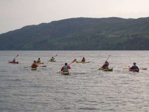 Active Sea Kayaking