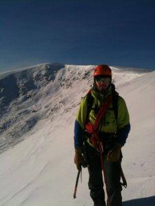 Active Winter Climbing