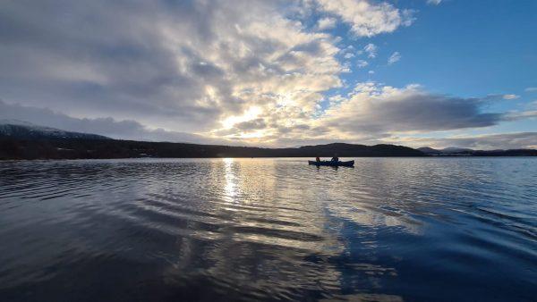 great glen way canoe