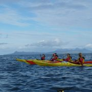 Sea Kayaking Morar