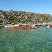 Sea Kayaking Araisaig