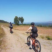 Mountain Biking, Great Glen Way