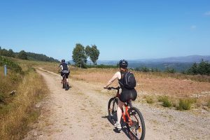 Mountain Biking, Great Glen Way