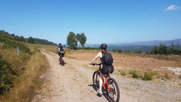 mountain bike rental in Aviemore
