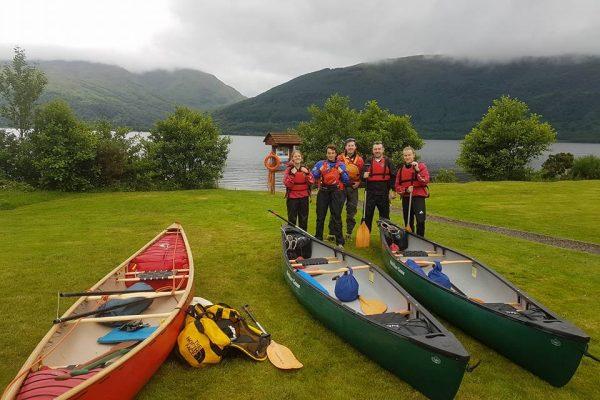 Canoe Day!