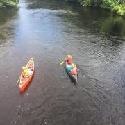 Fort Augustus, Canoeing the Great Glen Way