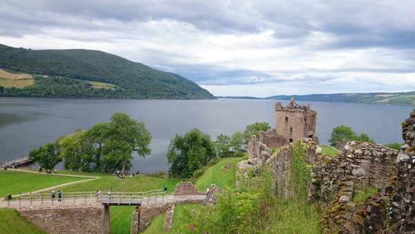 Drumnadrochit castle