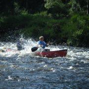 Fun Rapids! River Spey Descent