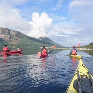Silver DofE Sea Kayaking Training, Practice & assessment