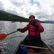 Loch Tay, Tay Descent