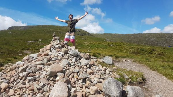 Dofe Gold walking expeditions, training, practice & qualifier