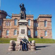 Great Glen Way, Inverness
