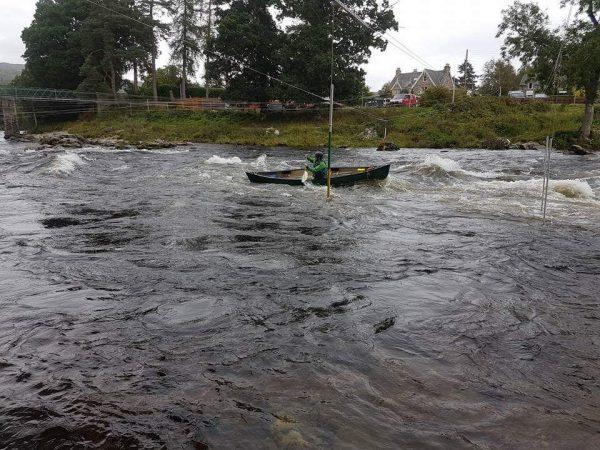 River Tay Canoe Descent