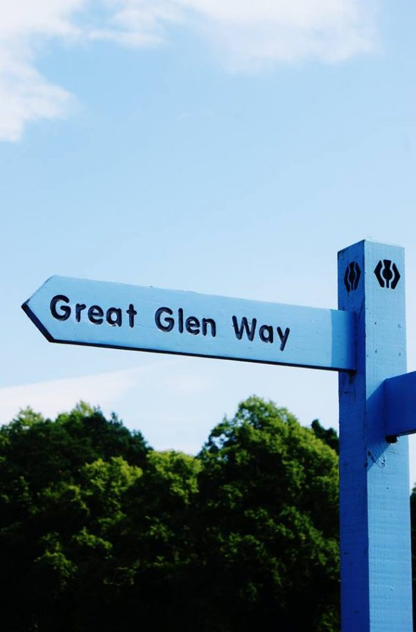 Active - Great Glen way