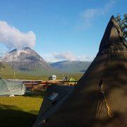 Glencoe Campsite TeePee Day 5