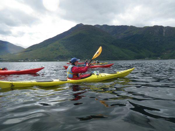 Active Kayaking