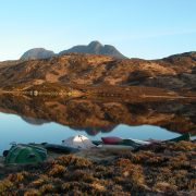 Wild Camp, Inverpolly