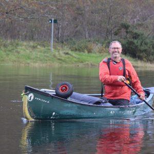 Knoydart Canoe expedition adventure