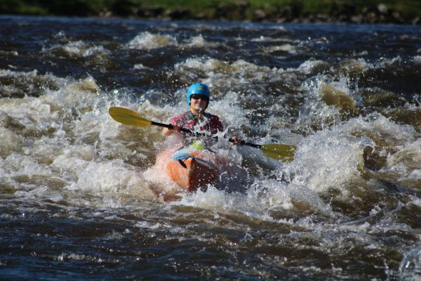 Spey descent