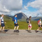 Let us take a walk on the West Highland Way!