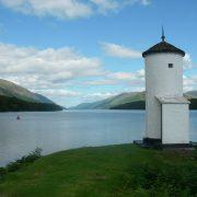 Loch Lochy, Great Glen Way