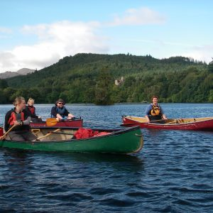 Open Canoe Journeys