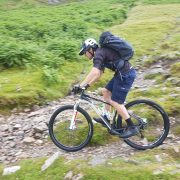 Mountain Biking WHW Day 4