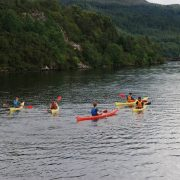 Sea Kayak – Great Glen way