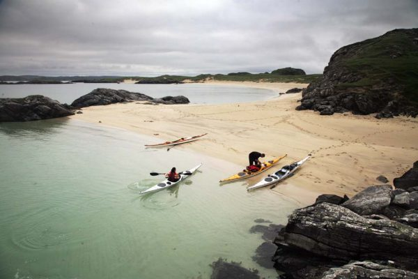 Sea Kayak NW Highlands Scotland