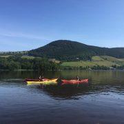 Sea Kayak Loch Ness, Great Glen Way