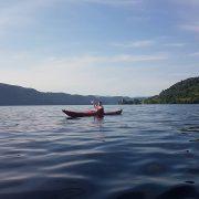 Sea Kayak, Great Glen Way