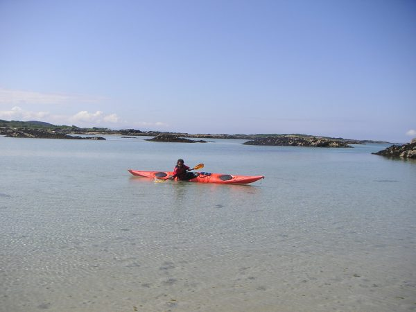 Loch Shiel to Isle of Skye Sea Kayaking
