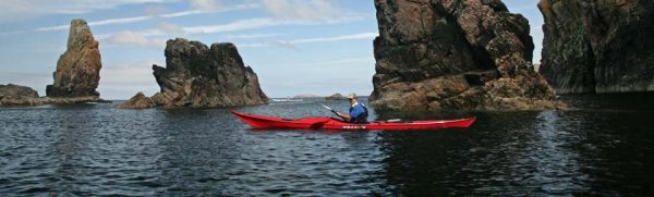 Ullapool and the Far North sea kayaking