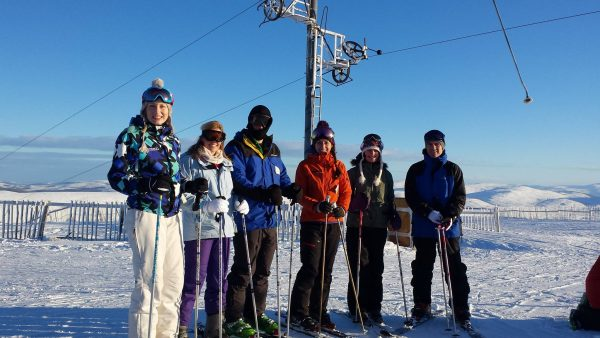 Active Snowboarding Lessons