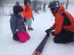 Active Kids Intro to Skiing